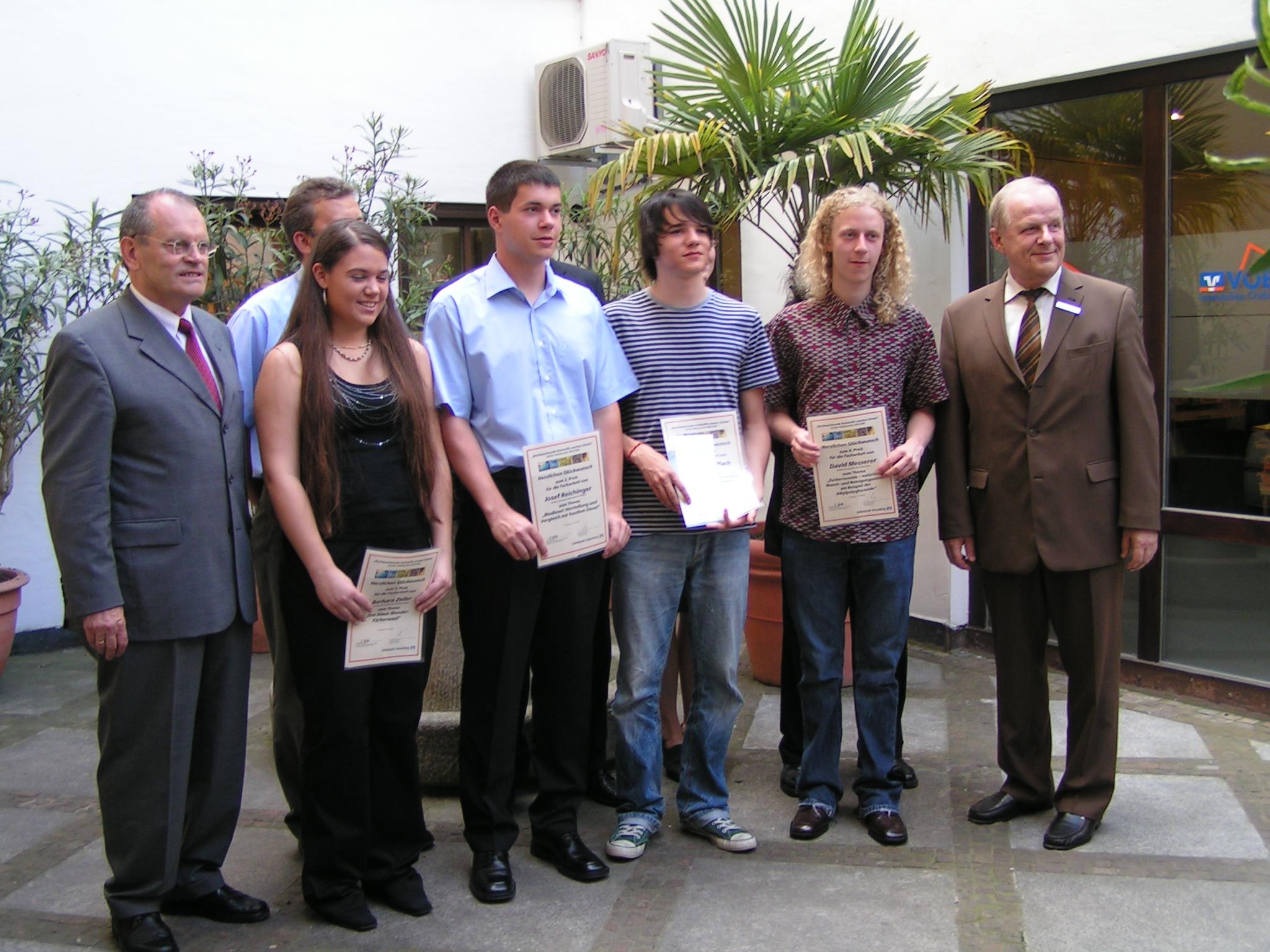 Gymnasialpreis 2006