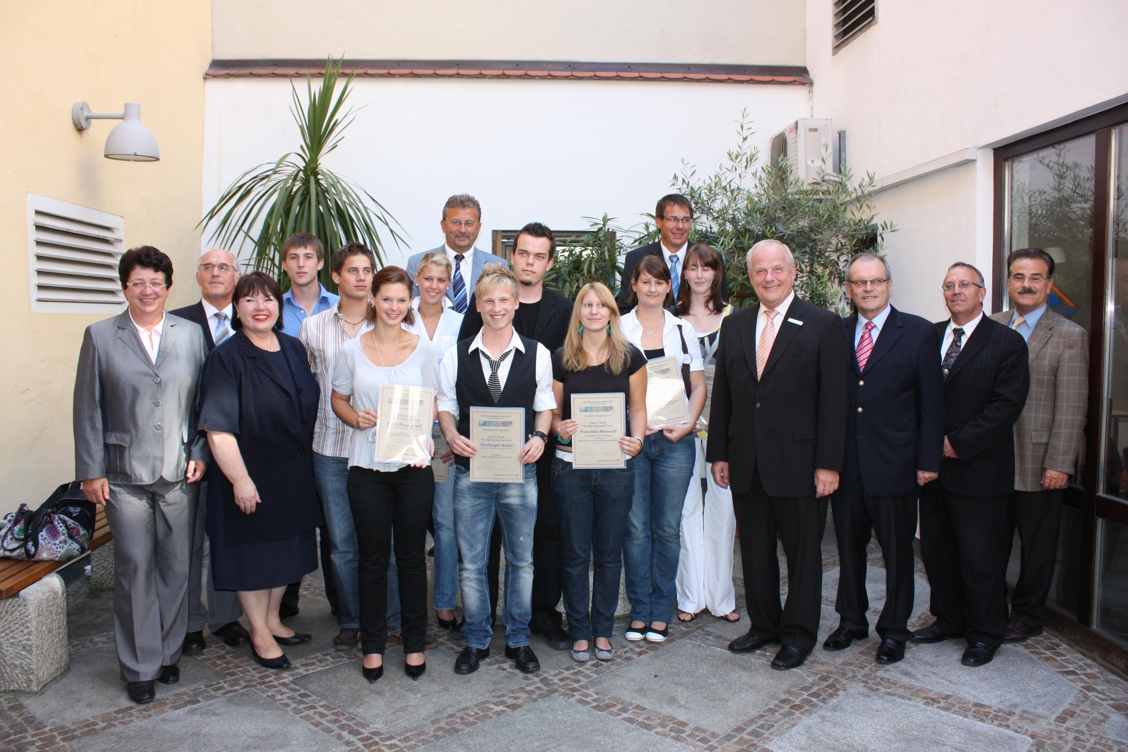 Gymnasialpreis 2009