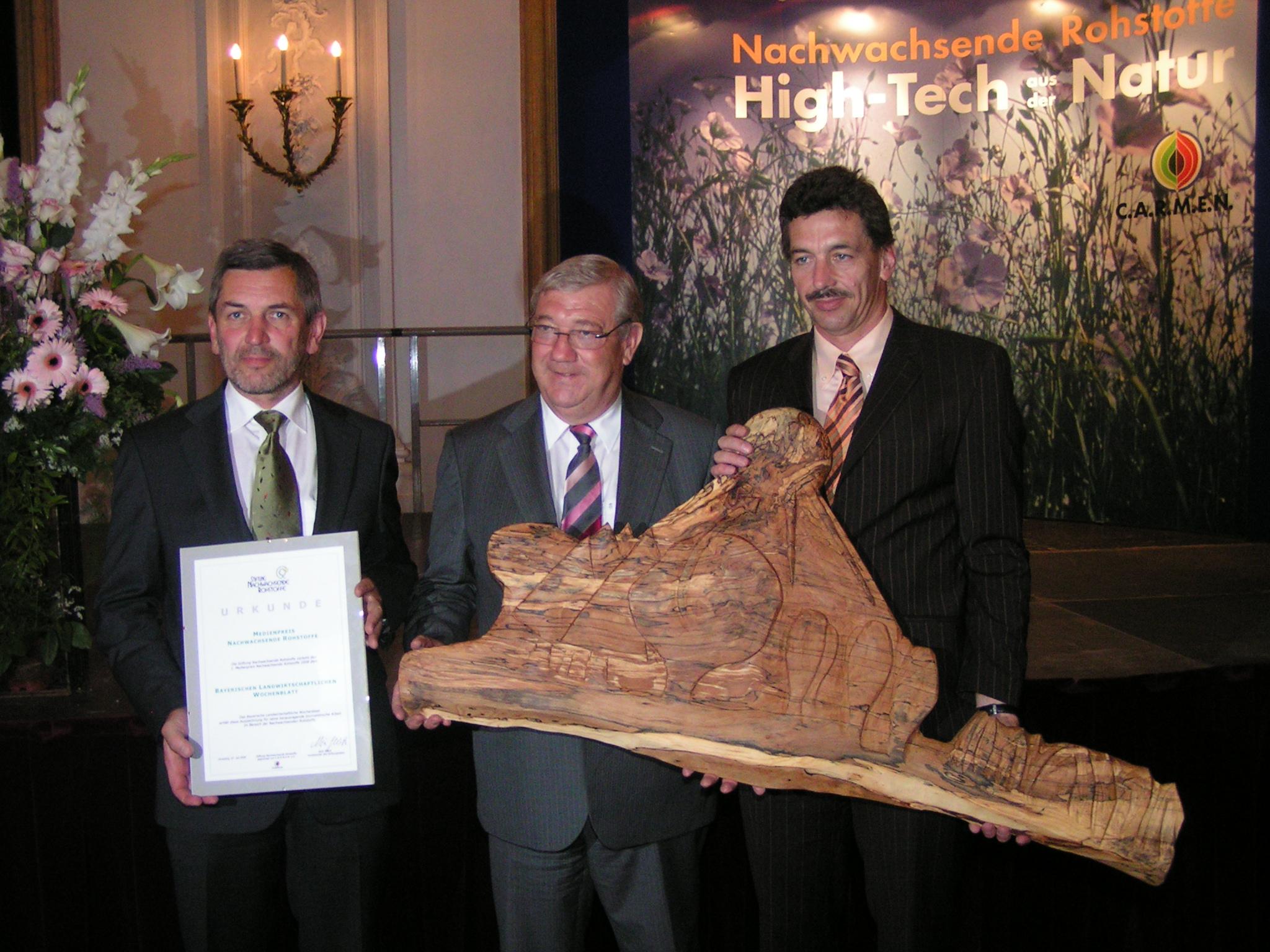 Medienpreis 2008