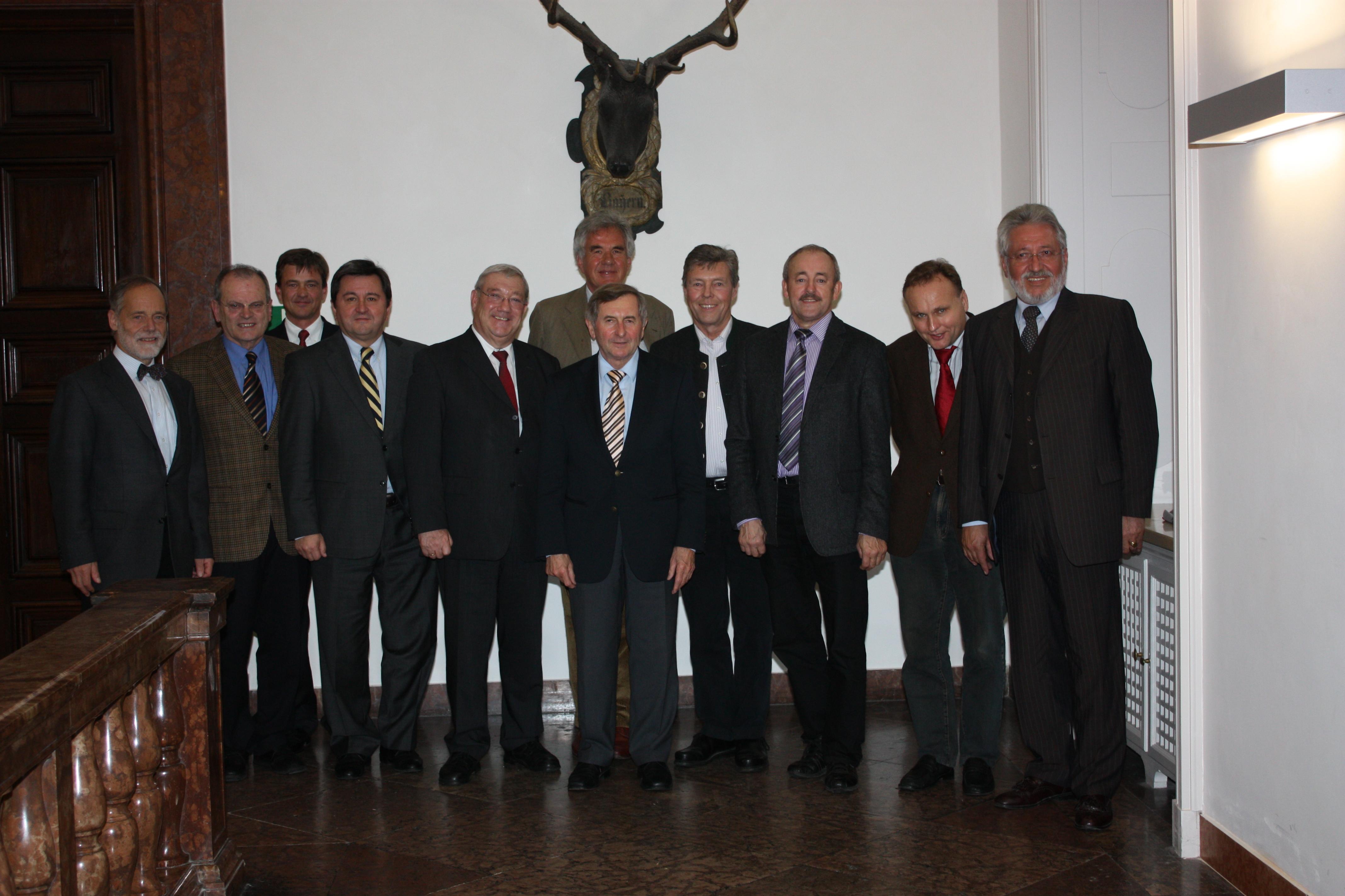 Stiftungsrat 2009