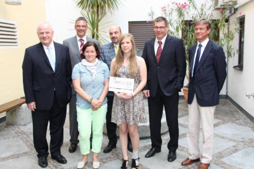 Gymnasialpreis 2013 - 14